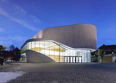 Gallery - Montforthaus in Feldkirch / HASCHER JEHLE Architektur + mitiska wäger architekten - 11