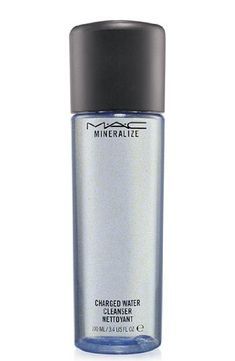 MAC Mineralize Charged Water Cleanser -- Check out this great product. (Note:Amazon affiliate link)