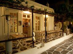 M-eating restaurant Mykonos