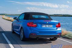 BMW Serie 2 M235i Descapotable Exterior Lateral-Posterior 2 puertas