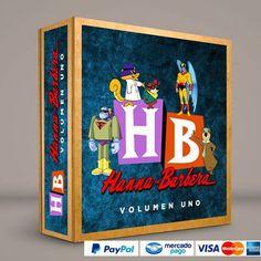 Hanna-Barbera (Vol. I) #ColeccionCompleta DVD · BluRay · Calidad garantizada. #BoxSetDeLujo Presentación exclusiva de RetroReto. Pedidos: 0414.402.7582