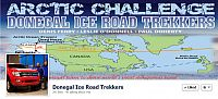 Donegal Ice Road Trekkers | Designed By Mobileonix