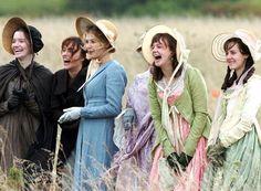 How To Host a Jane Austen Girls' Night In