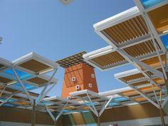 Sistemas de parasoles realizados en Tecnodeck. Exterior, Furniture, Home Decor, Decoration Home, Room Decor, Home Furnishings, Outdoor Rooms, Home Interior Design, Home Decoration