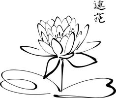 A lotus tattoo instead of the chinese characters, I would possibly put my zodiac sign or something else