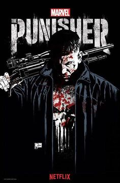 Marvel's The Punisher Official #sdcc Comic-Con poster #thewalkingdead #twd #thewalkingdeadseason7