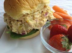 Chickpea Salad Sandwich Recipe   Lunch in under 15 Mins — Brown Vegan