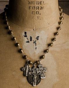 St. Benedict Necklace