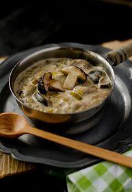sos grzybowy, sos z grzybów leśnych, sos z borowików, podgrzybków Polish Food, Polish Recipes, Cooking