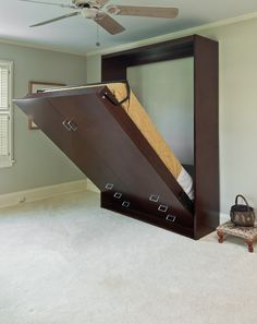 murphy bed can do any size for guests when room needs to be functional as - Murphy Bed Frame Queen