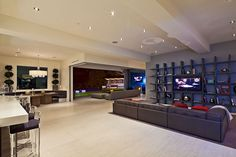 Glamorous Contemporary Living In Los Angeles | iDesignArch | Interior Design, Architecture & Interior Decorating eMagazine