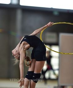 Aleksandra Soldatova (Russia), training before European Championships, Minsk, Belarus 2015