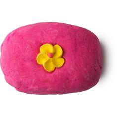 Lush Creamy Candy Bubble Bar