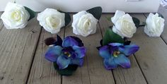 Boutonnieres and Corsages