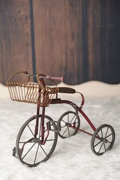 (Oo) Tricycle (Toy Prop)
