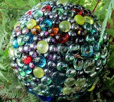 s 17 stunning ideas for your dollar store gems, crafts, gardening, Make a glassy decor accent