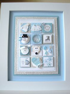 penguinstamper: Winter Stampin' Sampler