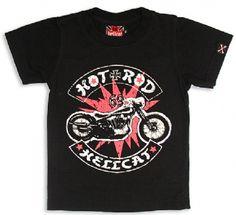 BOBBER, Hotrod Hellcat Kids, Kid tees at Switchblade Clothing