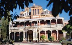 Built in 1876 it operates as a guesthouse. Beautiful Park, Walkabout, Family Adventure, Blue Mountain, Travel Deals, Australia Travel, Outdoor Activities, Travel Inspiration, Viajes