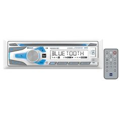 Dual Marine CD Receiver With Bluetooth - Boats/Motors/Marine Electronics, Marine Electronics And Radios at Academy Sports