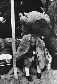 Germans Leave Czechoslovakia - HU041023 - Rights Managed - Stock Photo - Corbis. In the spring of 1945, prior to the collapse of German power, there were nearly 3.5 million Germans in Czech territory. 600,000 of them fled after the defeat. Of those who remained, half-a-million claimed to be anti-Fascists. The rest, a little over 2.5 million Germans, are now being shifted to Germany by the Czechs, whether they want to go or not.