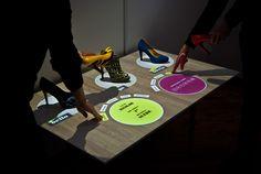interactive retail display