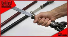 Cane sword Cane Sword, United Cutlery, The Unit
