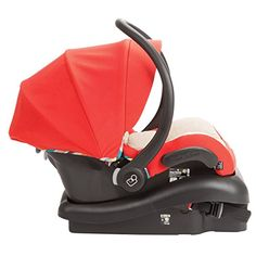 Amazon.com : Maxi-Cosi Mico AP Infant Car Seat, Bohemian Red, 0-12 Months : Baby