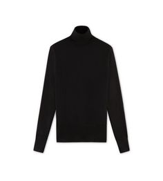 SUPERFINE CASHMERE TURTLENECK | Shop Tom Ford Online Store