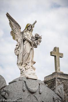 #cemetery, #art, Cementerio Chacarita en Buenos Aires,
