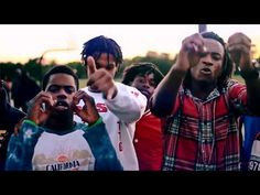 KING LIL JAY #00 - HANG WIT ME [FREESTYLE] (VIDEO) @MONEYSTRONGTV