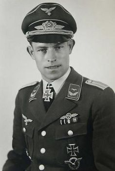 """""""Theo. I have run out of ammunition. I'm going to ram this one. Good bye. We'll see each other in Valhalla."""" - Heinrich Ehrler's last transmission over the Squadron Radio Network before he allegedly rammed a B-24 bomber, destroying both aircraft and killing himself. """"Theo"""" refers to Theodor Weissenberger."""