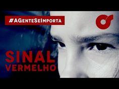 SINAL VERMELHO   Exploração Infantil   #AGenteSeImporta