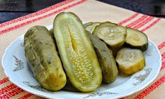 Hogyan lehet mennyei finom a kovászos uborkád, 3 nap alatt?   Mennyei Tipp Ketchup, Preserves, Pickles, Nap, Cucumber, Bacon, Food And Drink, Favorite Recipes, Meals