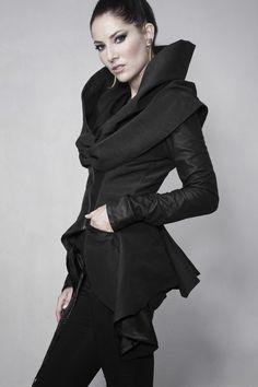 quinn jacket by Gelareh