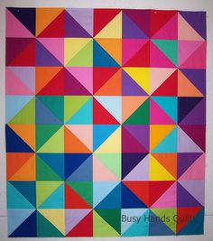 Busy Hands Quilts: Postcard From Sweden Quilt Top Hand Quilting, Machine Quilting, Patch Quilt, Quilt Blocks, Nancy Zieman, Quilting Projects, Quilting Designs, Blog Art, Bright Quilts