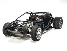 Factory Five's flagship's stunning tube-frame LS-powered chassis.