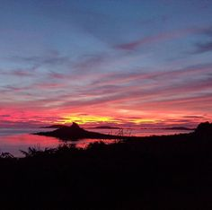 Isles of Scilly, St. Mary's sunset #sunset #ios #stmarys #islesofscilly