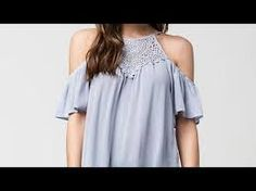 Resultado de imagen para blusas moda 2017