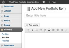 3 Easy Options for Presenting Portfolios in WordPress » ClickWP