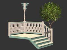 Marina's Sims - Victorian Set