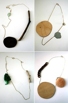 jewellery by pia aleborg by the style files, via Flickr