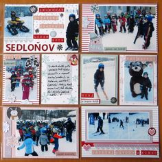 First pocket page of January comes after the skiing lessons organized by kindergarten. Page was done with My Life kit from Pap. Skiing, Kindergarten, Blues, Baseball Cards, Pocket, Ski, Kindergartens, Preschool, Preschools
