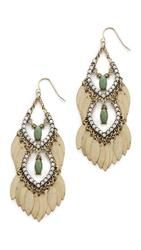 Adia Kibur Eli Tiered Earrings