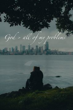 God is greater than all of my problems.