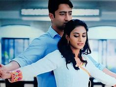 Image result for shaheer sheikh and erica fernandes photos