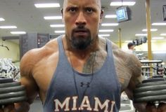 The Rock, Dwayne Johnson's Workout Routine And Diet | Muscle and Brawn Bodybuilding, Powerlifting and Muscle Building.