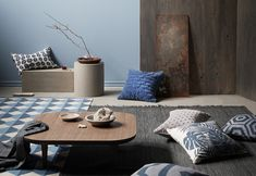 Home - Chhatwal & Jonsson Living Room Inspiration, Sofas, Ottoman, Throw Pillows, Interior Design, Chair, Bed, Table, Furniture