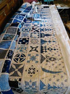 Dear Jane Quilt, Patch Quilt, Quilting, Crafts, Log Projects, Scrappy Quilts, Scraps Quilt, Manualidades, Quilt Sets