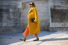 Sokak Stili: 2016 İlkbahar Paris Moda Haftası 5. Gün
